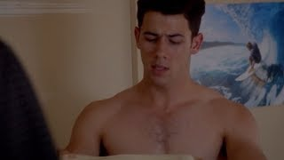Nick Jonas on Hawaii Five-0: Akanahe (Music: Linkin Park - The Catalyst)