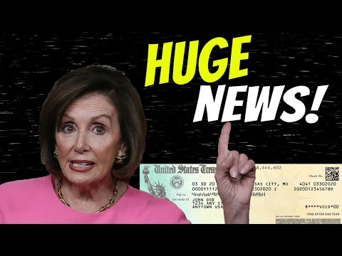 HUGE NEWS! $2,000 Second Stimulus Checks COULD BE COMING! Georgia Senate Election Update!
