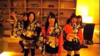 お風呂屋さんで働くアイドル「OFR48」のメンバーがアカペラに初挑戦 目...