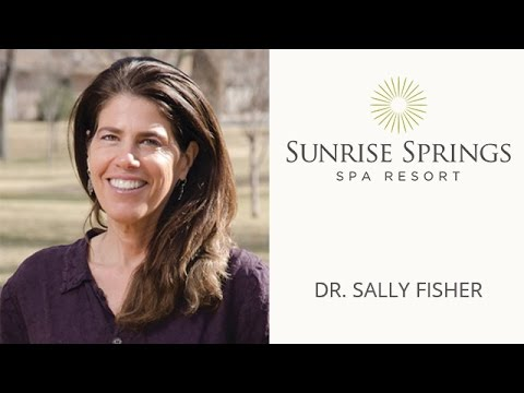 Dr. Sally Fisher Medical Director At Sunrise Springs Resort