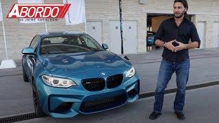 El BMW M2 enseña a los niños a manejar como hombres