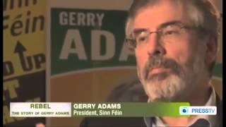 Gerry Adams TD - His long journey (Documentary)