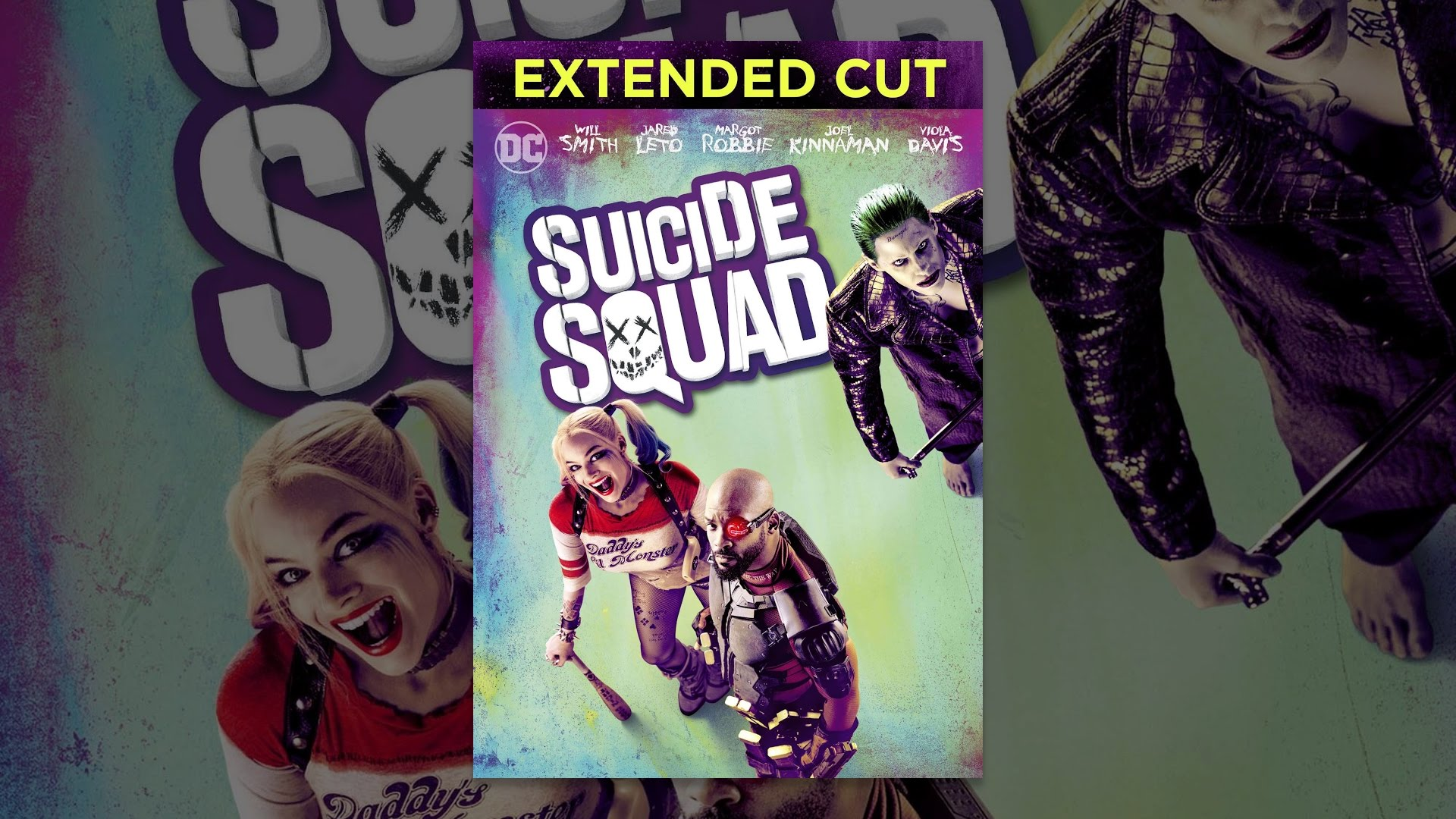 Suicide Squad Extended Cut German