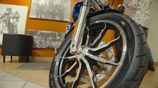 Много мотособытий и новые Harley-Davidson