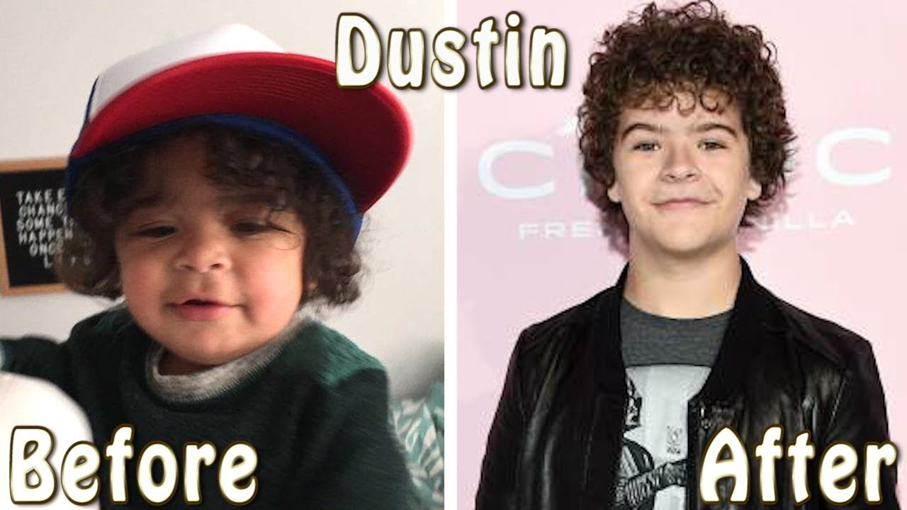 The Cast of Stranger Things Is Growing Up Fast: See the Child Stars Then & Now