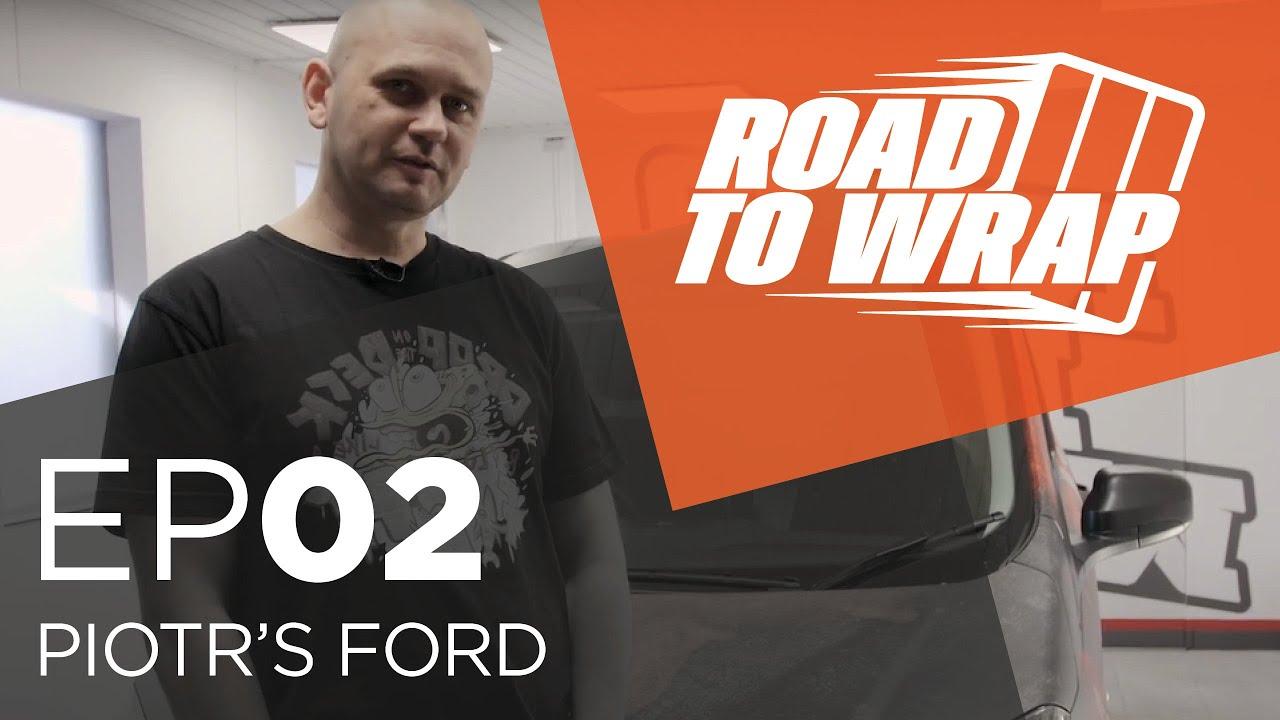 Road 2 Wrap - Piotr's Ford