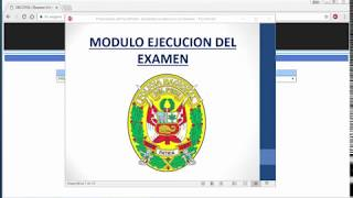 Examen Virtual SIECOPOL