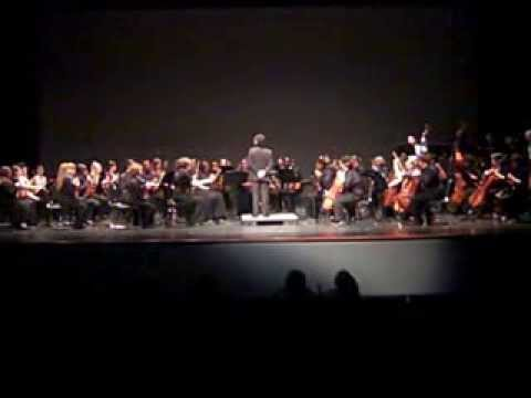 Pitt County All-County High School Orchestra Performance