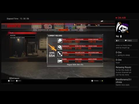 Shaolin shuffle double xp grind 24 hour stream