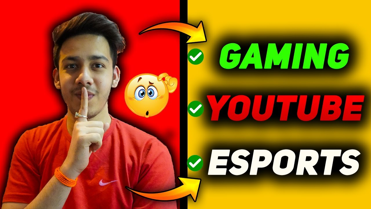 How To Get Success In Gaming & Esports ? - Gaming Aura