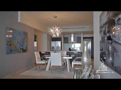 Luxury apartment in YOO Panama designed by Philippe Starck