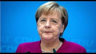 BITTERE SELBSTKRITIK: Merkel räumt im Fall Maaßen Fehler ein