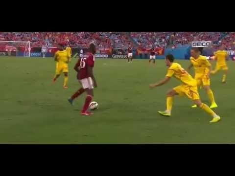 Mario Balotelli Vs Liverpool   Pre Season   14/15   720p HD