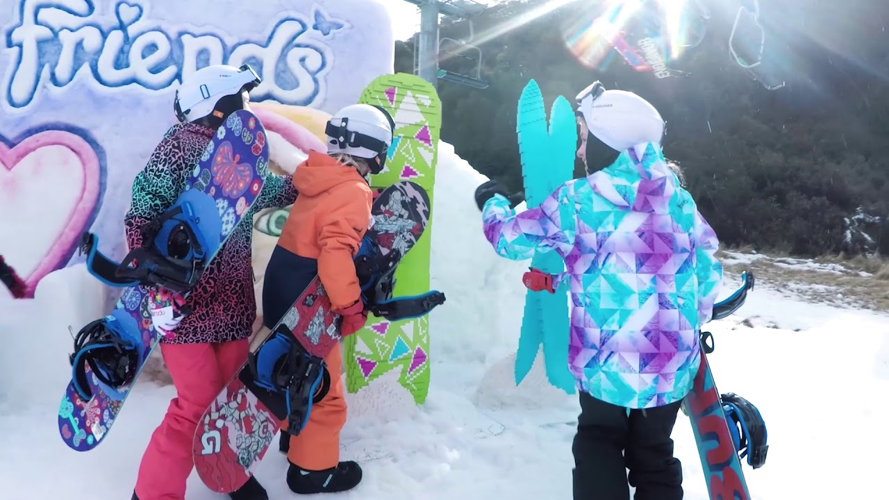 Thredbo Promotions: 60 Seconds Of Stoke