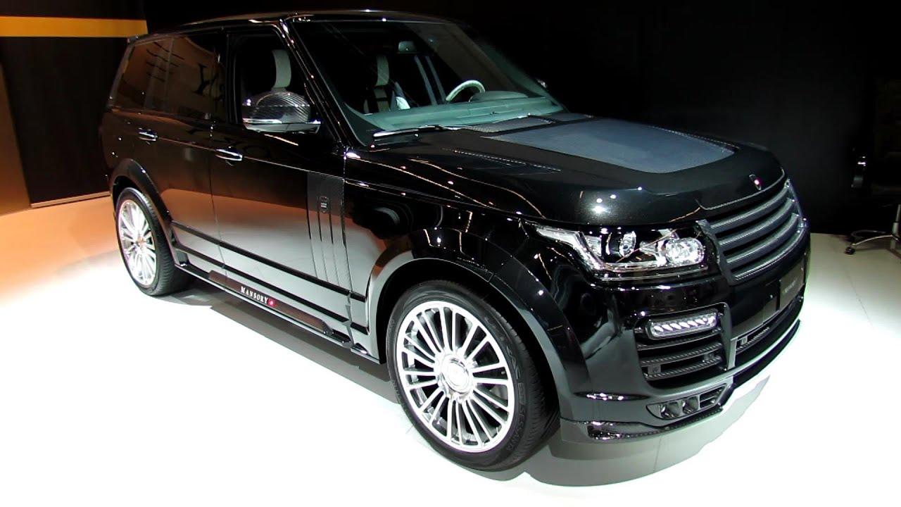 2013 Range Rover Autobiography by Mansory Exterior Walkaround