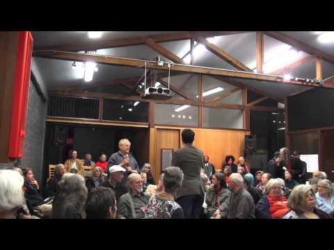 BNC- Gen Plan & Plan Bay Area talk with PC Chair S. Murphy - Apr 8, 2015