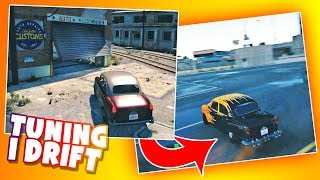 GTA 5 TUNING - WEEMY DYNASTY TUNING + DRIFT /kierownica