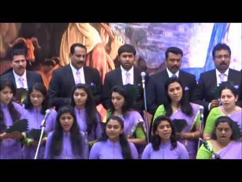 MOC Doha- Carol competition- 2016- First Price- Ward No: 4 (St. Simon)