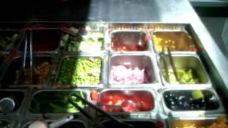 Salad Challenge, The Fresh & Co Designer Aegean Salad
