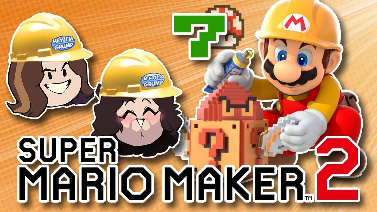 Super Mario Maker 2 - 7 - Arins Veröffentlichung + video