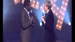 Stephen K Amos  Josh Thomas opening number - 2011 Melbourne International Comedy Festival Gala