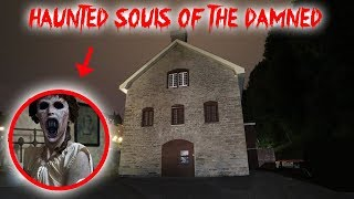 HAUNTED LOST SOULS OF THE DAMNED MILL! *GHOSTS LIVE HERE* | MOE SARGI