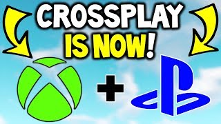 Fortnite Cross Platform Xbox PS4 - Fortnite Crossplay CONFIRMED?! Where It Stands? (Cross Platform)