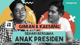 Gibran Rakabuming & Kaesang Pangarep | Sehari Bersama Anak Presiden