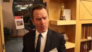 Bryan Cranston's Advice to Aspiring Actors
