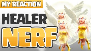 BY POPULAR DEMAND: MY HEALER NERF REACTION
