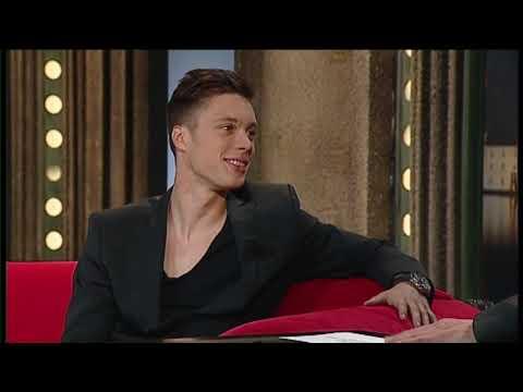 1. Václav Kadlec - Show Jana Krause 19. 4. 2013