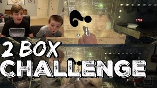 BLACK OPS 1 ZOMBIES W/ MY BROTHER PT 1! KINO DER TOTEN 2 BOX CHALLENGE!