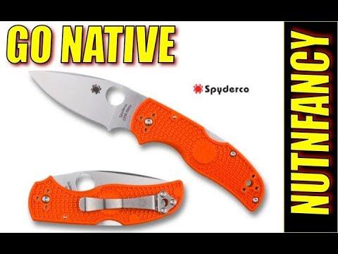 Go Native:  CutleryShoppe Special Edition Orange