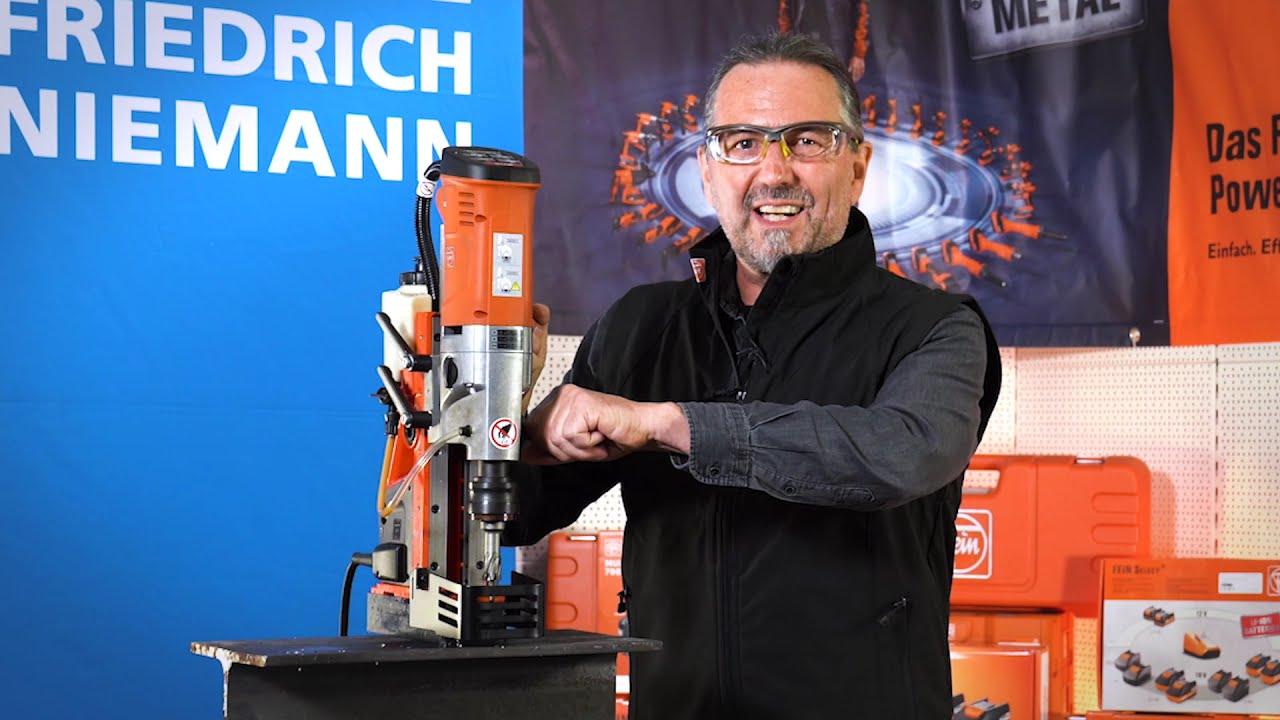 Download Die Fein Universal-Magnet-Kernbohrmaschine KBU 35-2 Q