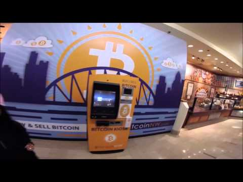 Bitcoin ATM In Portland, Oregon