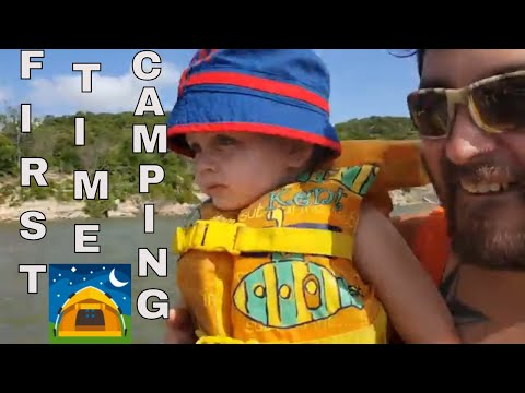 Family Camping Trip 2018 (baby's first time camping)