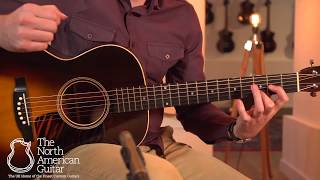 Henderson L-00 Acoustic Guitar, Played By Will McNicol (Part One)