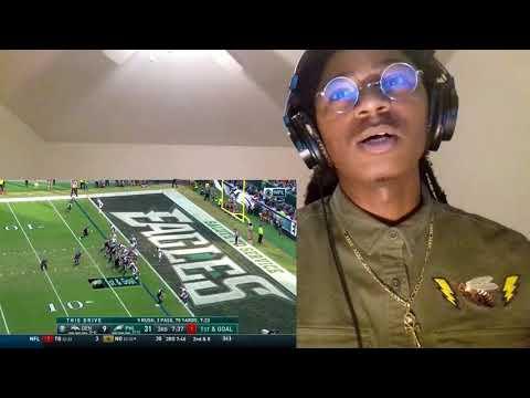 COWBOYS, WE COMING FOR U!!! Broncos vs  Eagles  NFL Week 9 Game Highlights REACTION!!