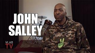 John Salley: Jemele Hill Got