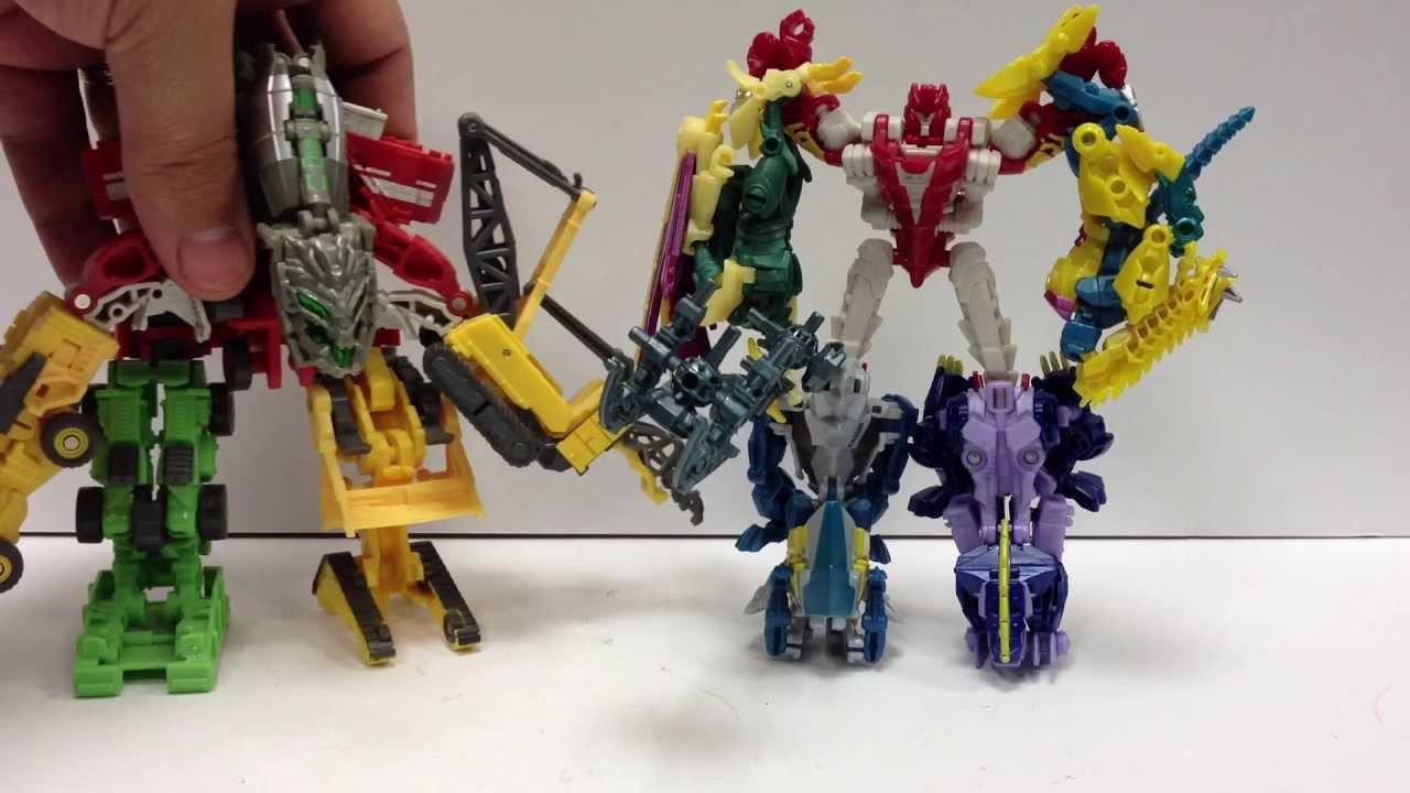 Transformers Beast Hunters Windrazor Abominus Cyberverse Predacon Rising Target