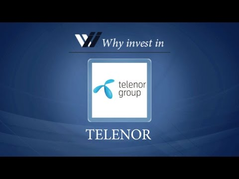 Telenor - Why invest in 2015