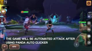 Panda Auto Clicker Free Trial without Jailbreak on iOS/iPhone Limited time Free (Might & Magic RPG)