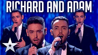 EVERY enchanting performance from Richard and Adam | Britain's Got Talent