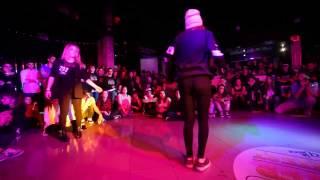 PUBLIC WINTER CONTEST - 2° Semifinale 1vs1 Mix Style Junior - Sofia B-Fuji vs Game