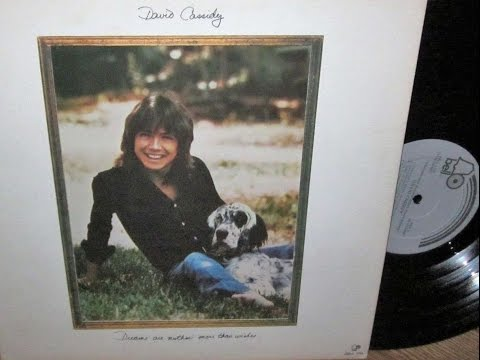 David Cassidy   Dreams Are Nuthin'   FULL ALBUM 1973