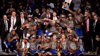 Golden State Warriors - 2015 NBA Champions - E-40 - Choices (Remix)
