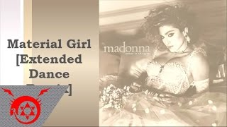Madonna - Material Girl [Extended Dance Remix] (Audio)
