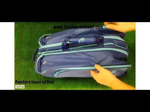 Bolso Weekend Adidas Padelpoint 1 9Tienda Youtube qULSVpMGz
