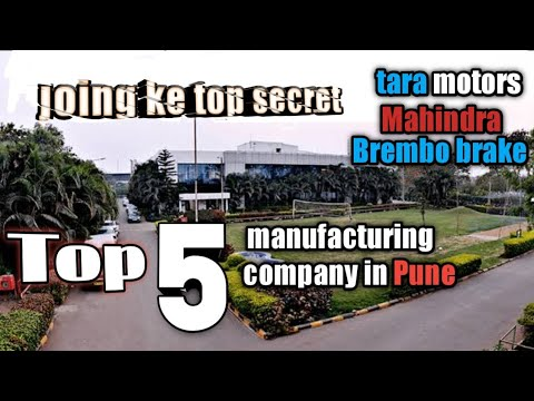 Easy ways to join the top 6 companies in Pune | quick job + high salary best | jobs in pune