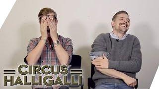 Aushalten Marktforschung - Teil 1 | Circus HalliGalli | ProSieben thumbnail